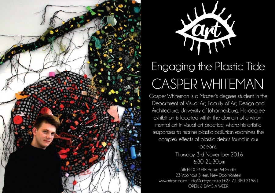 Engaging the plastic tide By Casper Whiteman