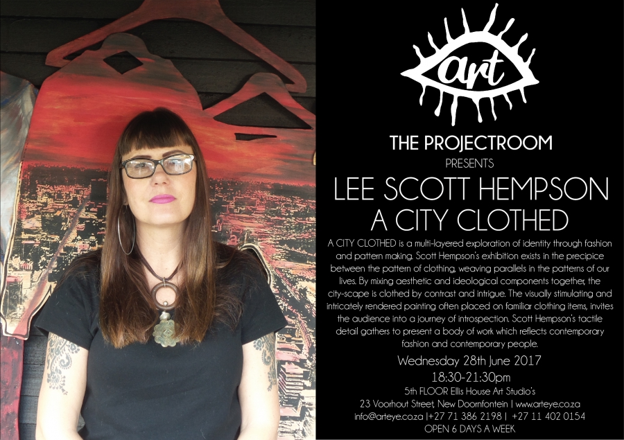 A City Clothed by Lee Scott Hempson
