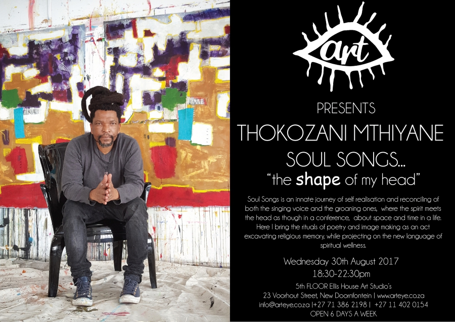 Soul Songs By Thokozani Mthiyane