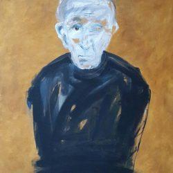 Michele Silk - Oil on canvas