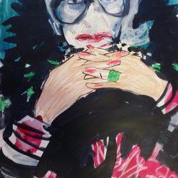 Michele Silk - Iris A - 2014