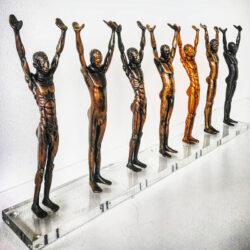 Ben Tuge - Broze Sculpture