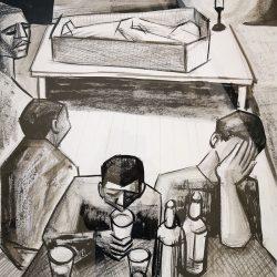 Peter Clarke - The Wake - 1968