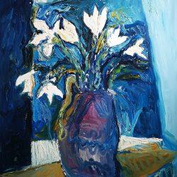 Andre Van Vuuren - Oil on Canvas - 1988