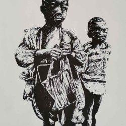 Osiah Masekoameng - Untitled - 2007