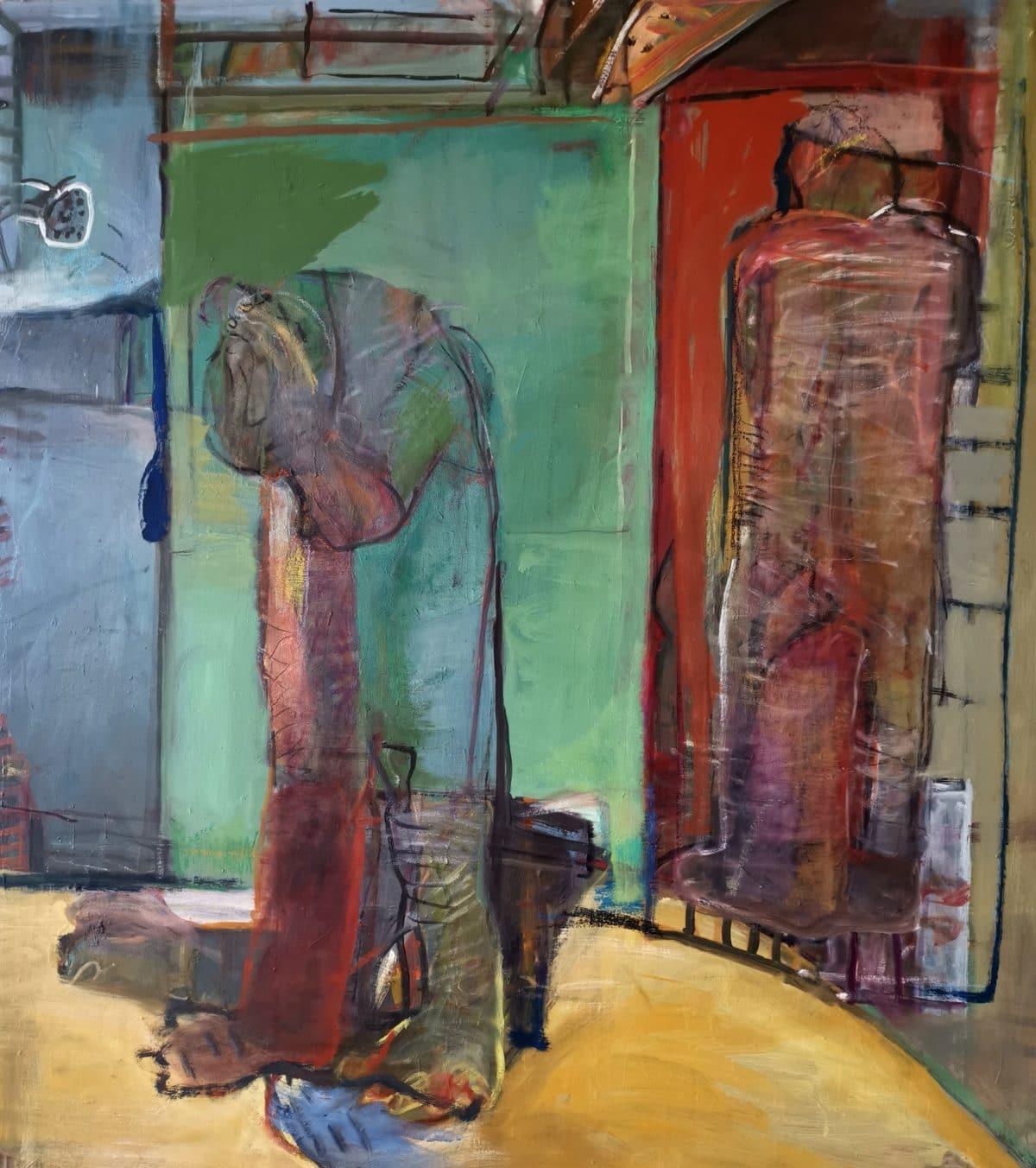 Ilana Seati - Oil on Canvas