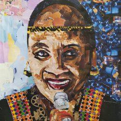 Dominic Tshabangu - Mama Africa - 2018