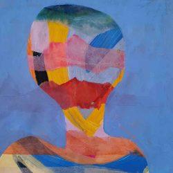 Trevor Coleman - Heads Series - 2013