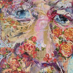 Michele Silk - Oil on Canvas - 2015