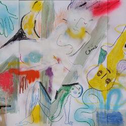 Lionel Murcott & Neda Tavallaee Collaboration