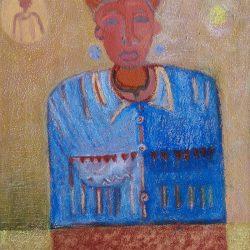Paul Sekete - Portrait - 2002