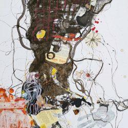 Percy Manyonga - Black Face - 2018