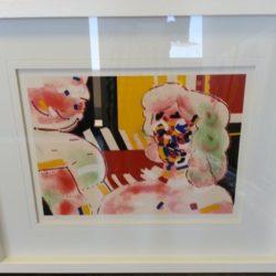 Robert Hodgins - Numbered and signed Print