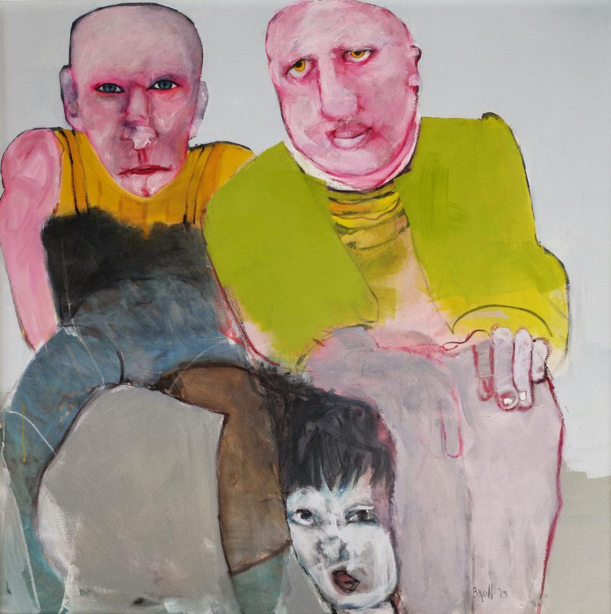 Terri Broll - Complex People - 2013