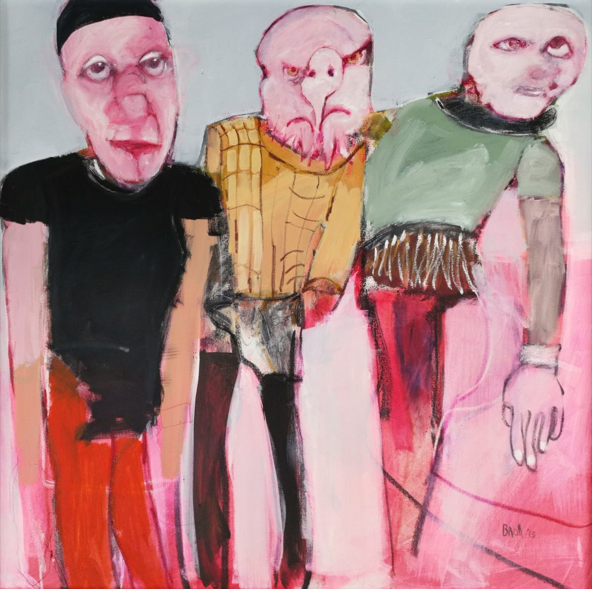 Terri Broll - They sleep with Angels - 2013