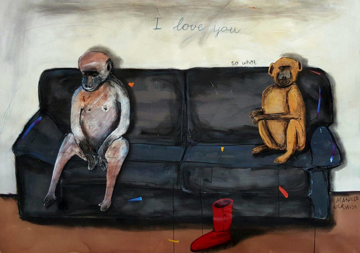 Colbert Mashile - SO WHAT