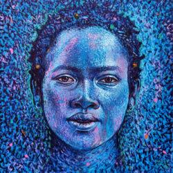 Kobus Walker - SPECTRUM - Oil on Canvas