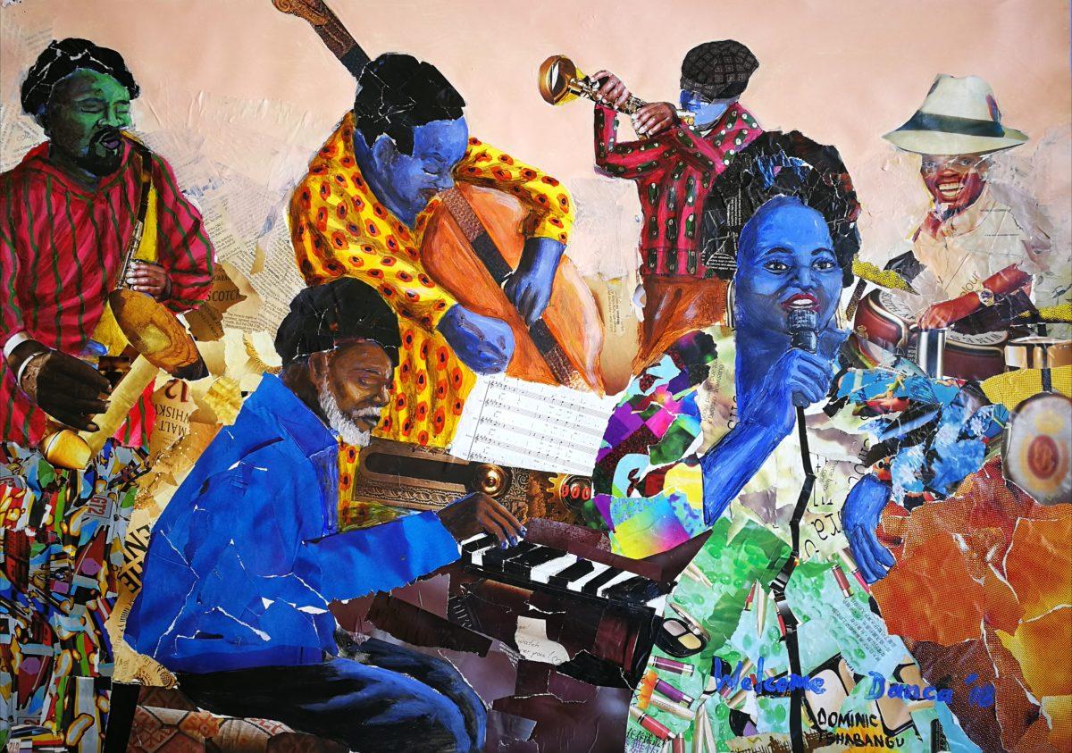 Dominic Tshabangu & Welcome Danca / Jazz Night 1 - 2018