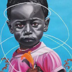 "Cassius Khumalo - "" God Face "" - 2019"