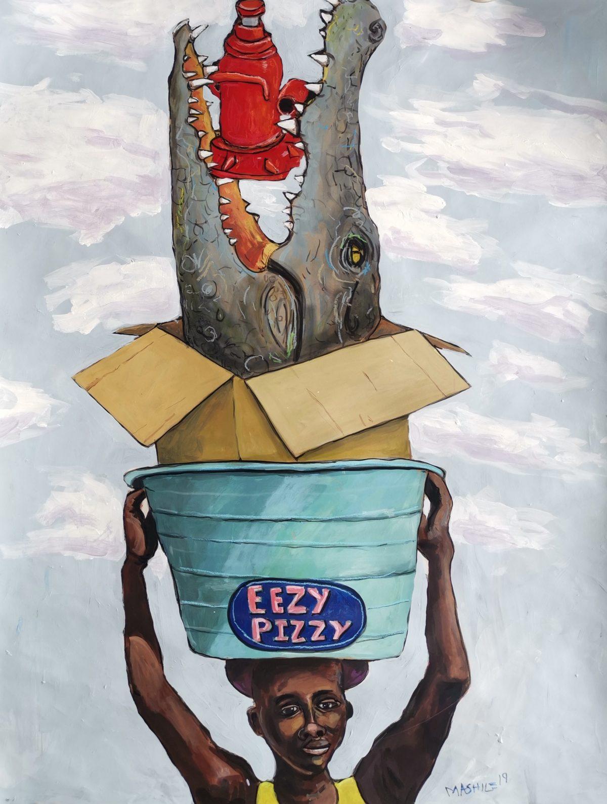 Colbert Mashile / Eezy Pizzy