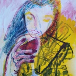 "Neda Tavallaee - "" The Sommelier "" 2018"