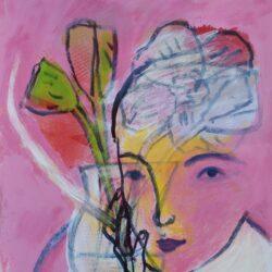 """Neda Tavallaee - """" Tulip Season """" 2018"""