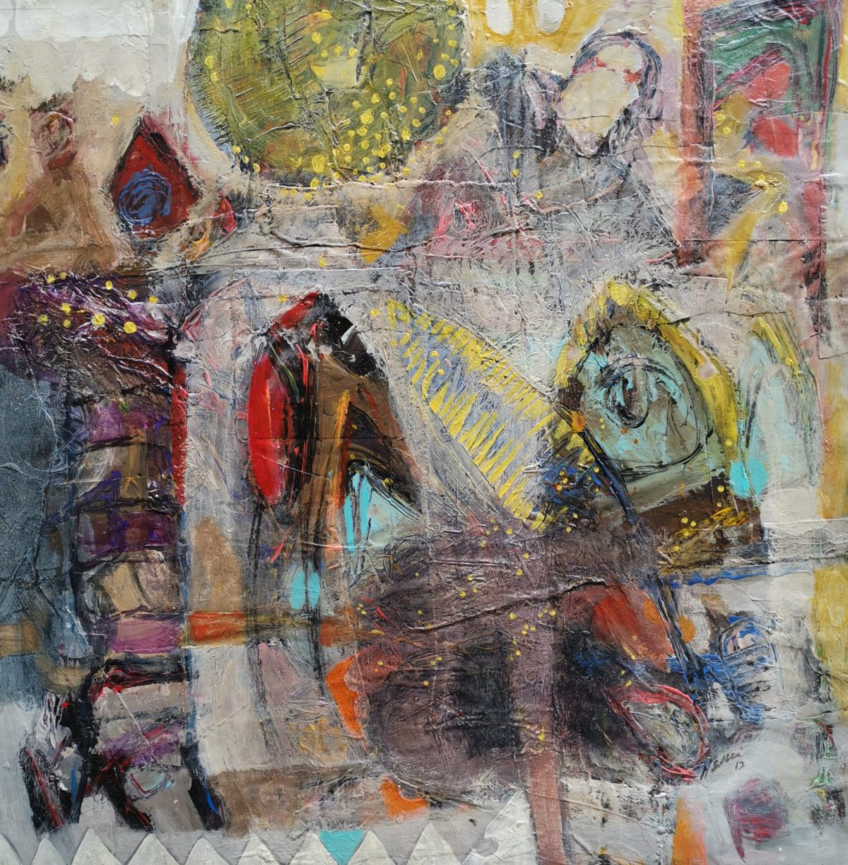 Hussein Salim - Abstraction - 2012