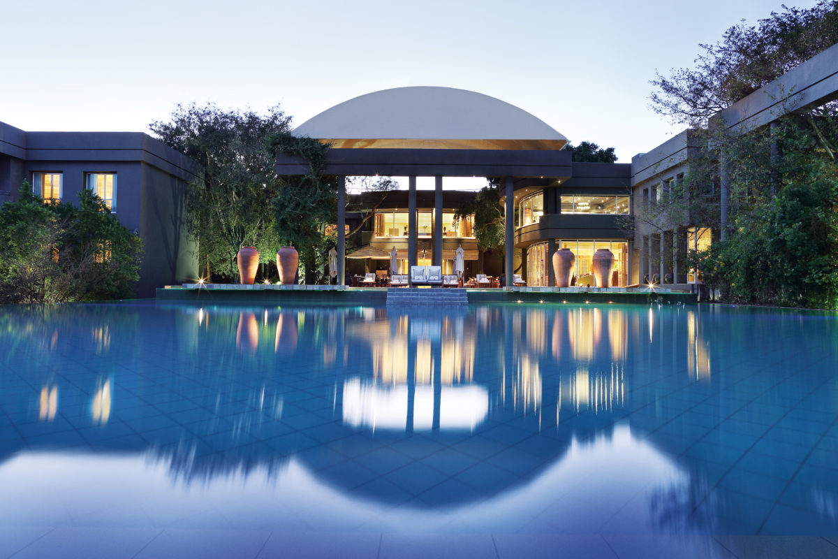 The art of Luxury at the Saxon Hotel