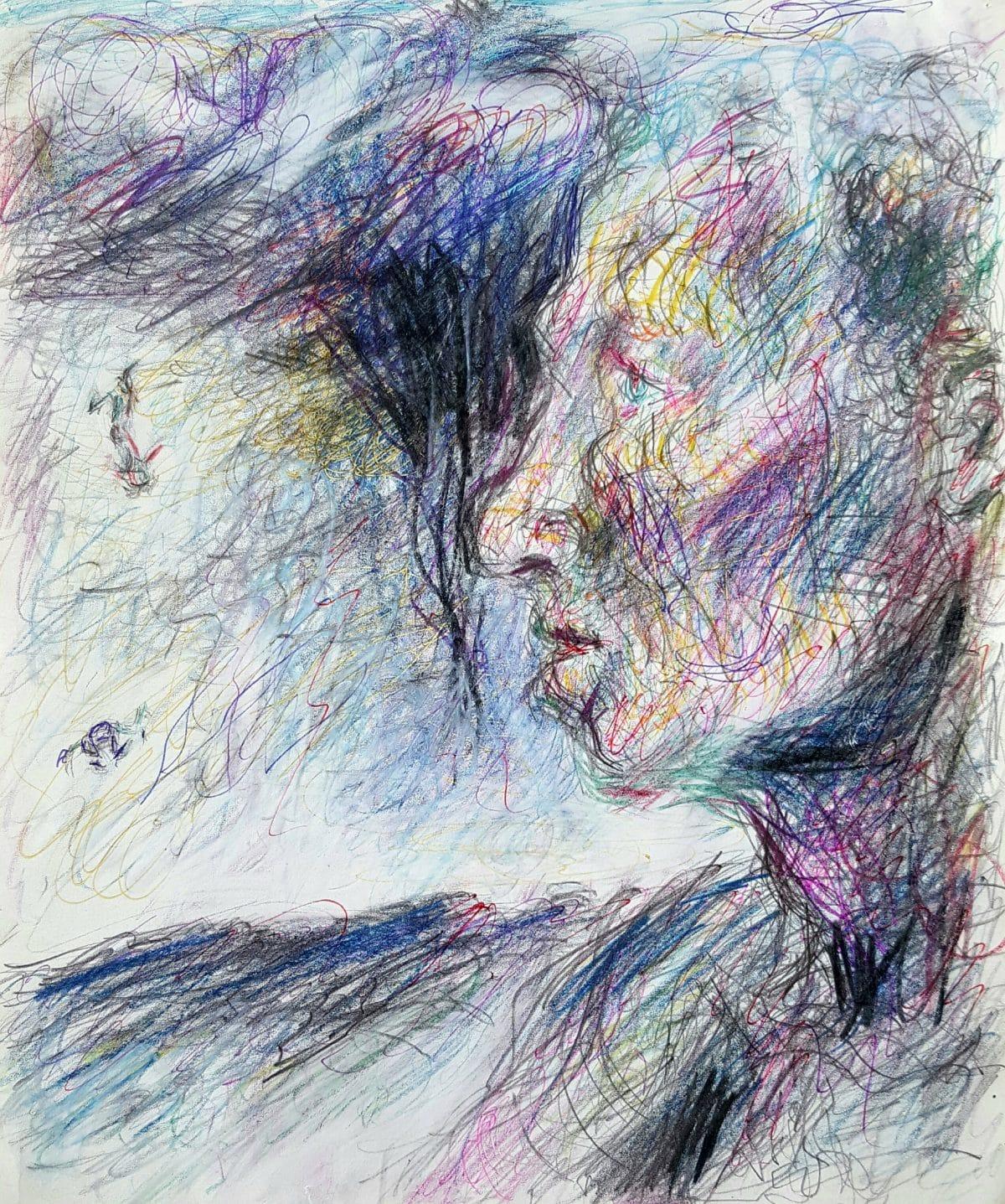 Lionel Murcott - Graphite on Fabriano