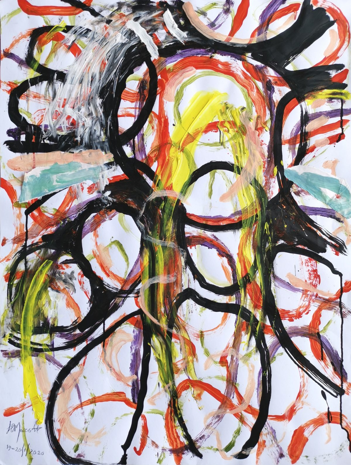 "Lionel Murcott ""The Trace of Colour"""