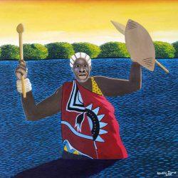 Sibusiso Duma - Wandering Warrior