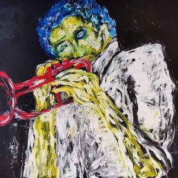 Thokozani Mthiyane - Blues III