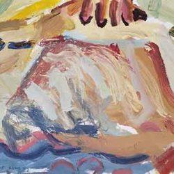 Lionel Murcott - Acrylic on Fabriano
