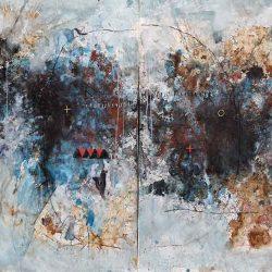 Thokozani Mthiyane - ' Through the Blue '