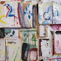 Lionel Murcott - Book Board - 2015