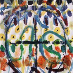 Lionel Murcott - Acrylic on Fabriano - 2020