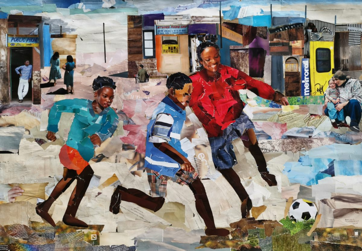 Dominic Tshabangu - Happy Days II