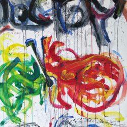 Lionel Murcott - Free Falling - 2015