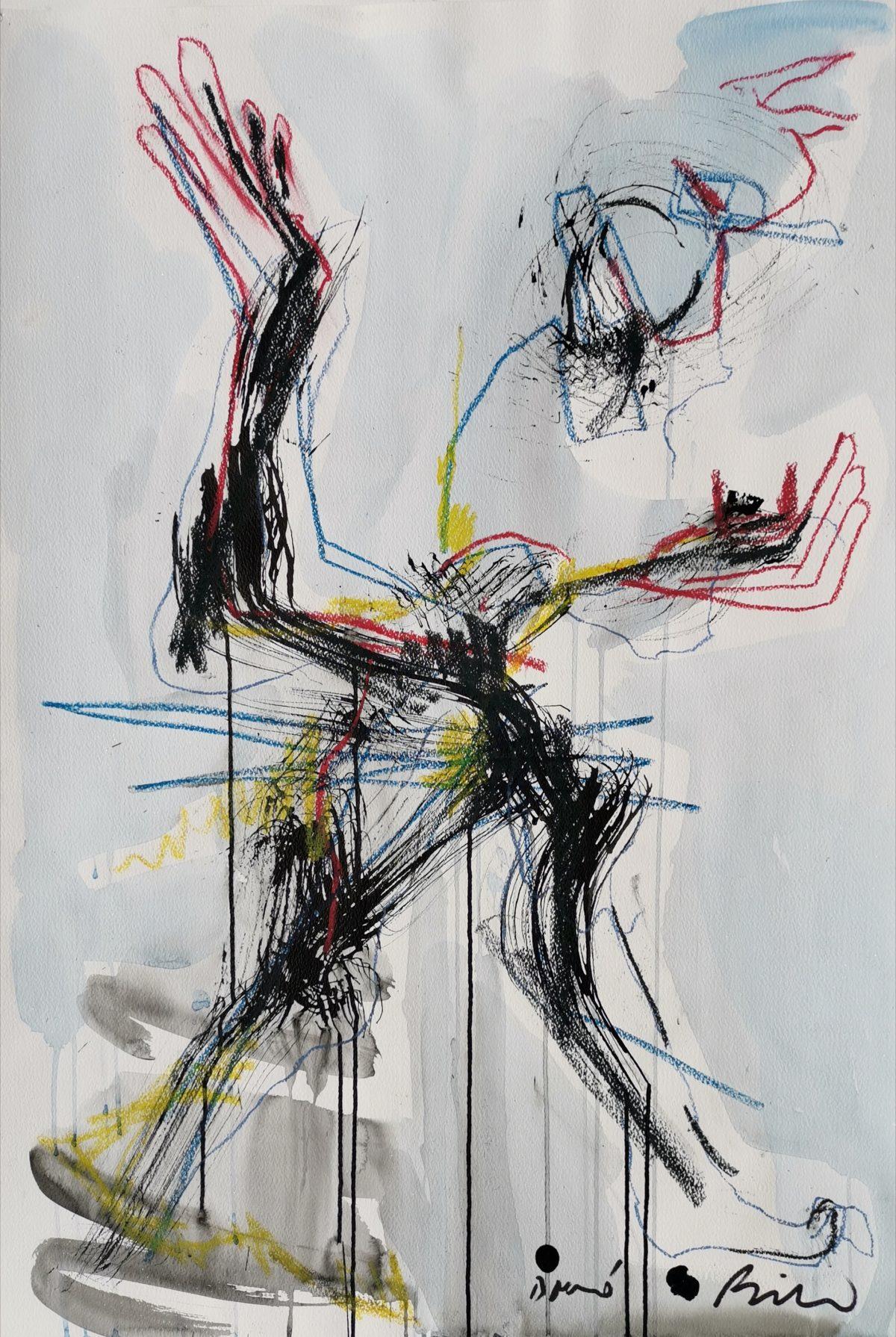Toni Bico & Donne Rundle Collaboration