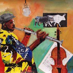 Dominic Tshabangu - Jazz Series