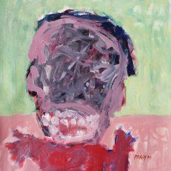 Percy Manyonga - Acrylic on Canvas
