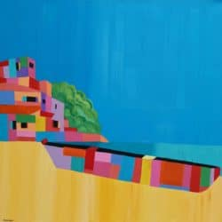 Trevor Coleman - Agean Sea - 2002