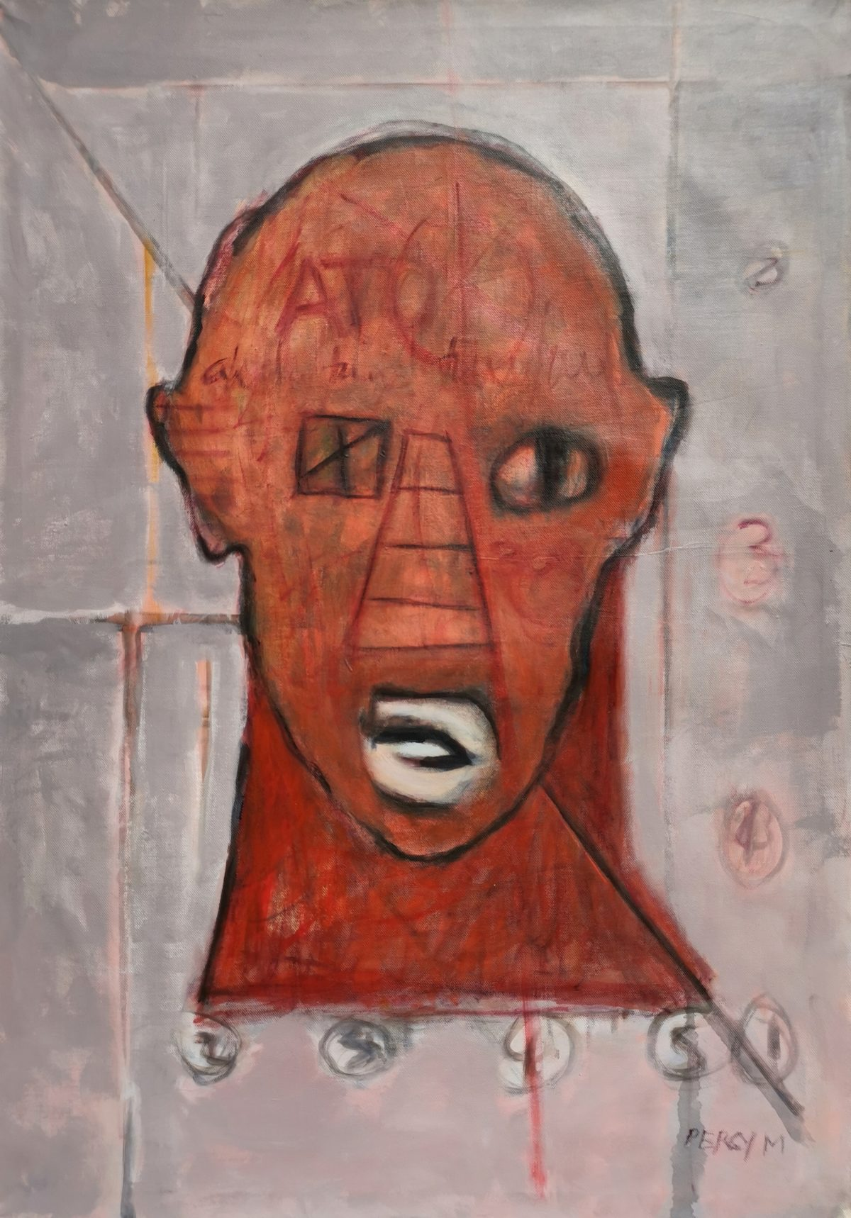 Percy Manyonga - Mind Game - 2014