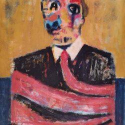 Percy Manyonga - Self Destruction - 2016
