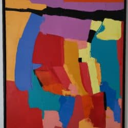 Trevor Coleman / Oil on Canvas