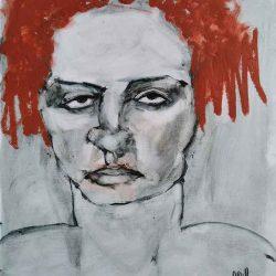 Terri Broll - Red HOT