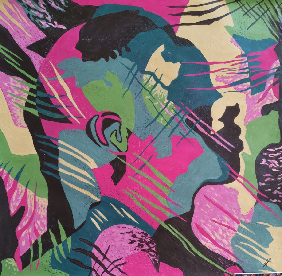 Lee Scott Hempson - Urban Jungle - 2020