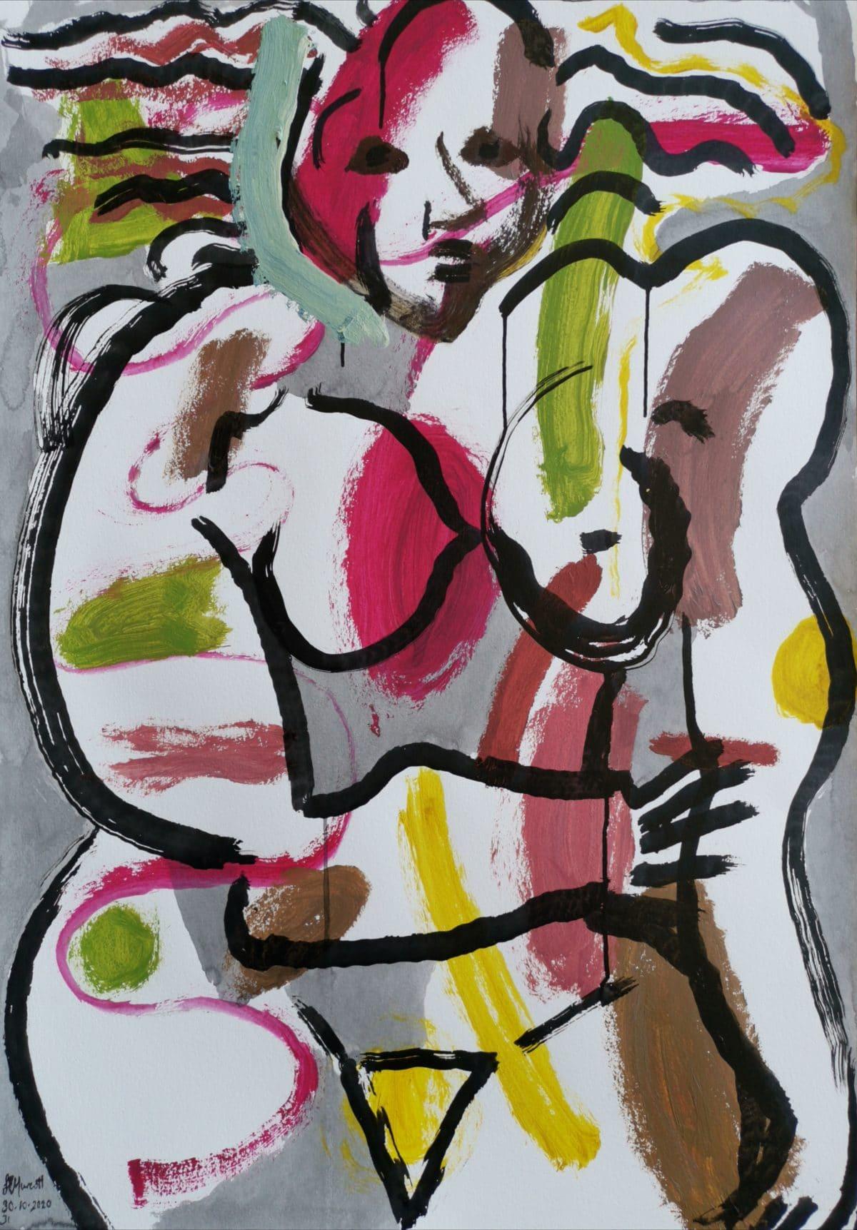 Lionel Murcott - Lines of Life Series