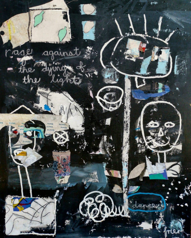 Juanita Frier - Rage against the dying