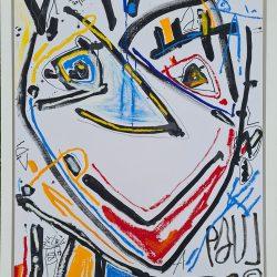 Paul DuToit - Acrylic on Canvas